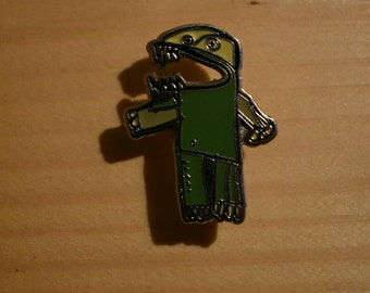 OG Frankenfoote pin 2012 from first 200 twiddle pins ever released