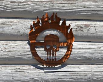 Mad Max Fury Road Metal Art