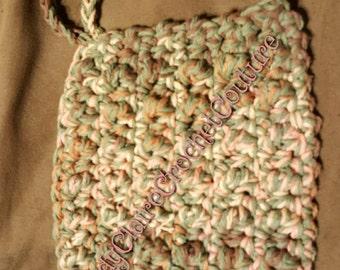 Scrubby dish cloth / housewarming / gift / cotton
