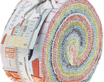 Grand Canal Jelly Roll by Kate Spain for Moda Fabrics
