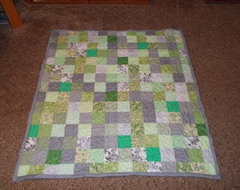 Custom Made Quilt - Patchwork Quilt - Full Size Quilt - EVERYTHING SUPPLIED - 50% DEPOSIT