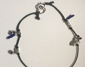 Tebbe Bead Anklet