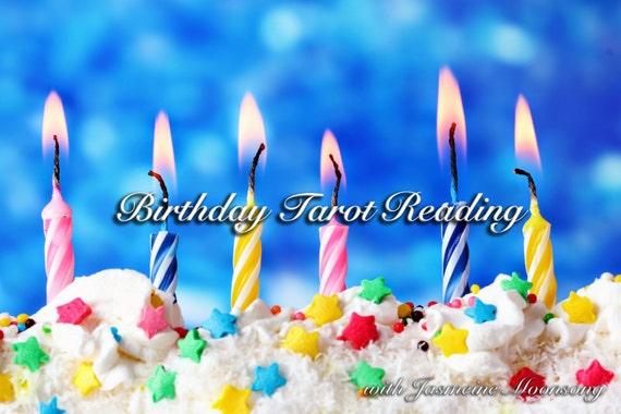 Birthday Tarot Reading