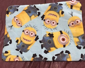 Minions Zippered Pouch (Small)