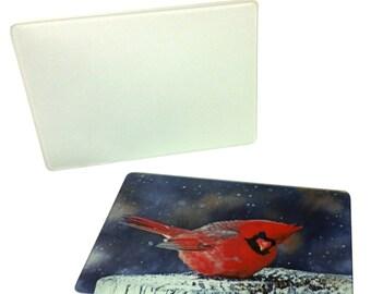 Glass cutting board cardinal 76001