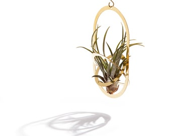 Brass Air Pendant
