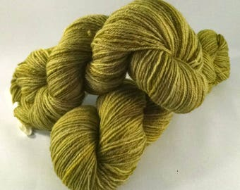 Handspun yarn - sport weight  (#634)