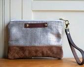 Clutch bag for wedding, leather bag, leather handbag, metallic purse, metallic bag, clutch bag, evening clutch, wristlet purse, handbag