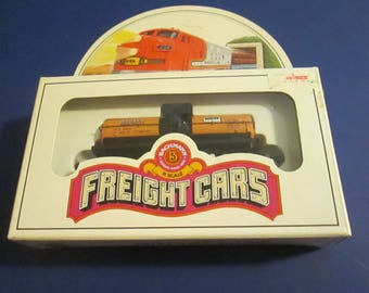 1970's Mint new old stock BachMann N Scale Freight Cars.