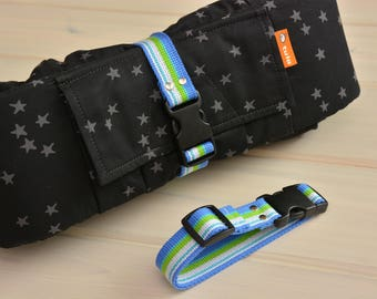 Buckle Strap for Baby Carrier (Sky) Tula/Ergo/Kinderpack/Lillebaby/Beco/Boba