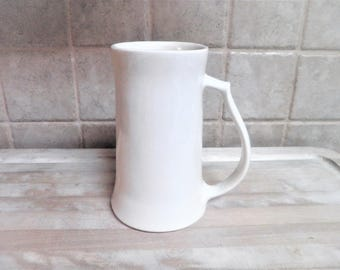 Vintage McCoy 6020 pottery coffee mug