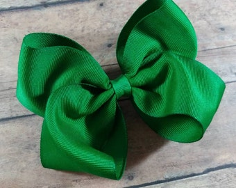 Large Kelly Green Hair Bow. Kelly Green Bow. Large Kelly Green Bow. Bug Kelly Green Bow. Kelly Green Hair Bow. Large Kelly Green Hair Bow