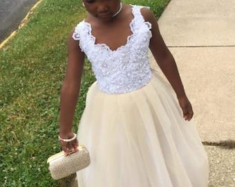 Custom dresses for kids