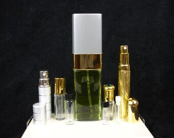 Vintage, Chanel No. 19, Eau De Toilette, Niche, rere, old perfume, vial/spray, discontinued, old formula, hard to find