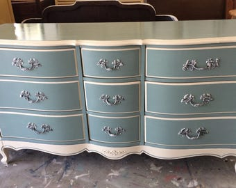 SOLD********French Provincial/Dresser/Bedroom Furniture