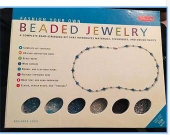 Fashion Your Own Beaded Jewelry Kit by Walter Foster