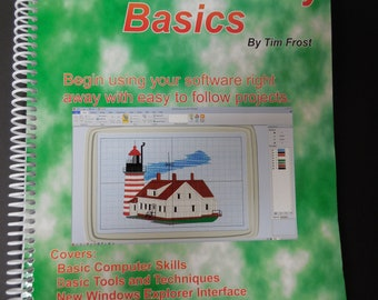6D Emboidery Basics Manual by Tim Frost