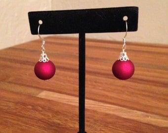 Ornament earrings #1