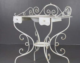 Vintage French Washstand