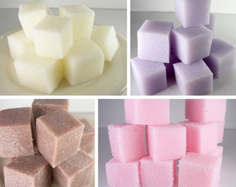 Sugar Scrubs Cubes