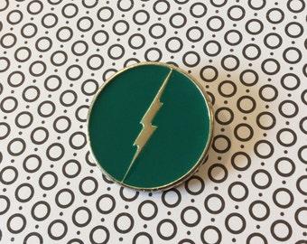 Lightning Bolt Pin