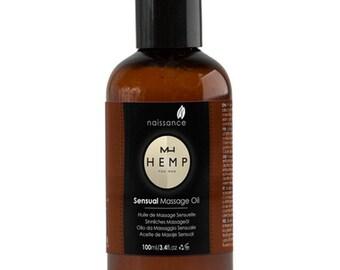 Hemp for Men Massage Oil 100ml