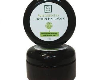 Wilderness Protein Hair Mask