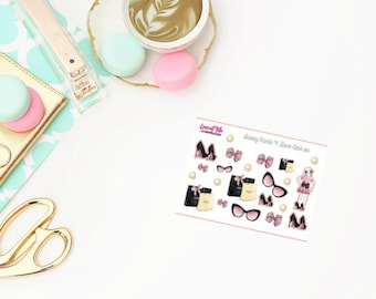 Sassy Pants Deco | Life Planner Stickers