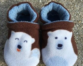 Playful Polar Bears  0-6 months