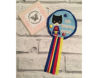 Big brother rosette, big brither gift, big brother badge, sibling gift, new baby gift