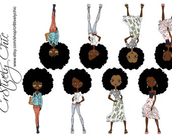 Afro Girl Digital