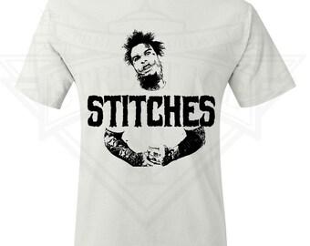 Stitches rapper t shirt tmi gang