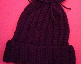 Handmade Crochet Child's Size Hat