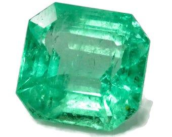 16 carat Columbian Emerald