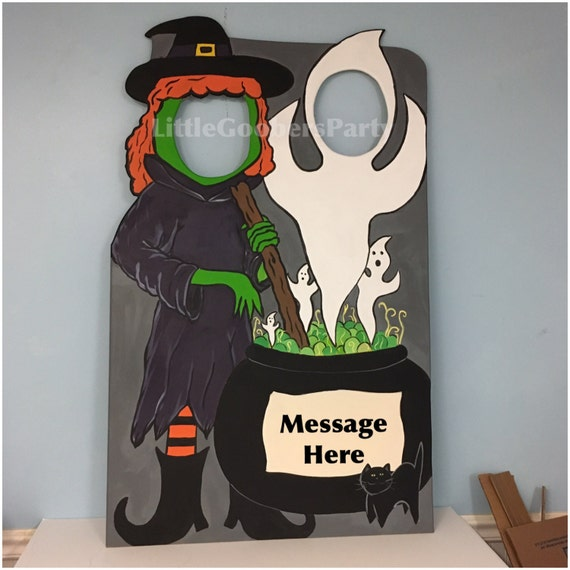 Witch Halloween Decorations Outdoor