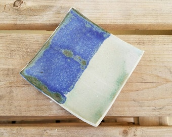 Soap Dish- Handmade Ceramic