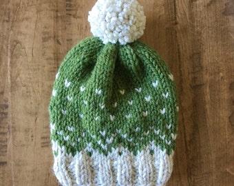 Knit Beanie. Womens Beanie. Winter Hat. Knit Hat. Winter Accessories. Womens Knit Beanie.