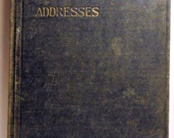 Teaching and Addresses of Edward A. Kimball Christian Science Smith Mary Baker Eddy 1917 Scarce!