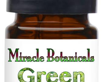 Miracle Botanicals Green Cognac Essential Oil - 100% Pure Vitis Vinifera...Free US Shipping