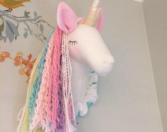 Princess Gwen Made to Order Unicorn Head