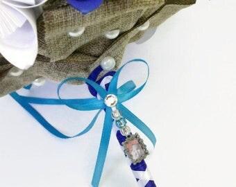 Wedding charm for bouquet, photo frame bouquet, keepsake wedding, bouquet locket