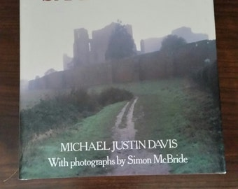 The Landscape of William Shakespear Book,  Micheal Jurstin Davis, Stratford upon Avon,Oxford,Elizabethan World,English History