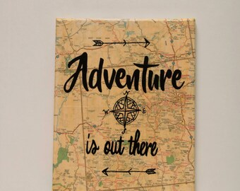 Adventure is out there-Map Canvas