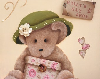 Holly's Hat Shop e-pattern pack
