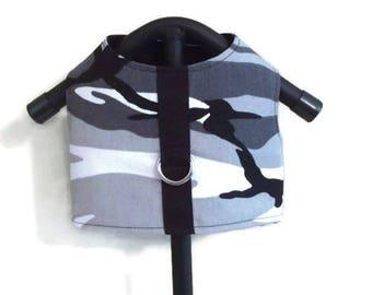 Dog Harness Vest, Boy Dog Clothes, Dog Harness, Small Dog Harness, Male Dog Vest, Camo Harness Vest, Camo Dog Harness, Camo Dog Vest