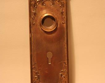 Vintage Escutcheon (Door Plate)