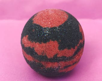 CLEARANCE Adventure Time Inspired Marceline's Midnight Pomegranate Bath Bomb