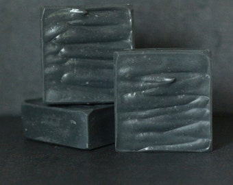 Clean Slate Soap - Acne Soap - Charcoal Soap - Vegan Soap - Face Soap - Tea Tree Oil Soap - Clay Soap - Palm Free Soap