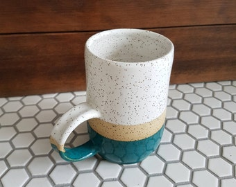 Colour Block Mug