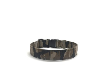 Camo Army Dog Collar